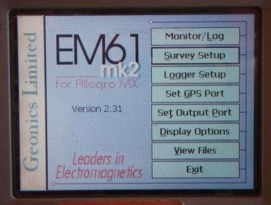 EM61-MK2a Program