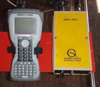 EM61-MK2A Survey