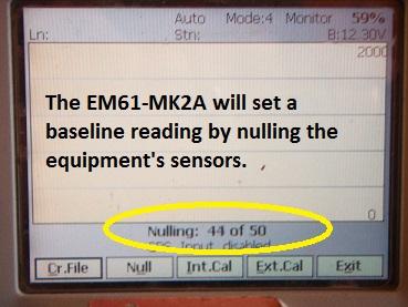 EM61-MK2A INulling