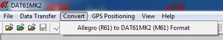 DAT61MK2 file
