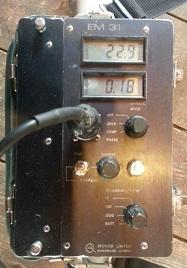 EM31 Instrument Interface