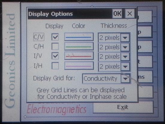 EM31-MK2 Options