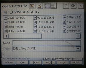 EM31-MK2 Files