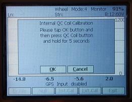 EM61-MK2A Coil Calibration