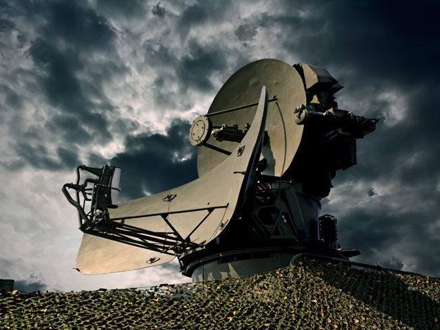 EM61 Interference Radar Installation