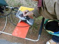 EM61 Operational Procedures - Setting the Wheel Mode