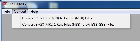 DAT38MK2 File