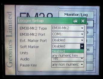 EM38-MK2 Logger