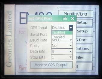 EM38-MK2 GPS Input