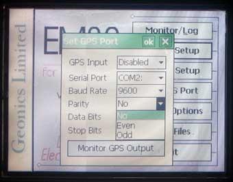 EM38-MK2 Parity