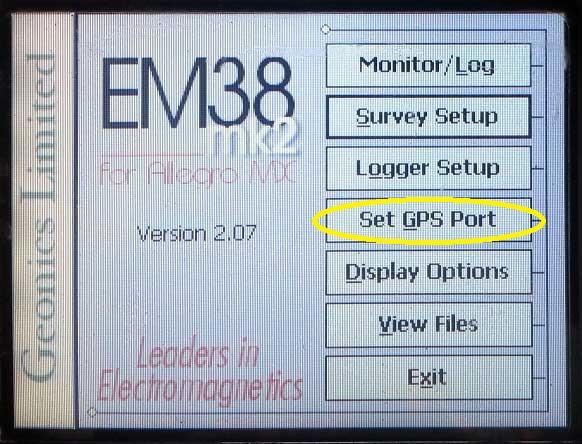 EM38-MK2 GPS