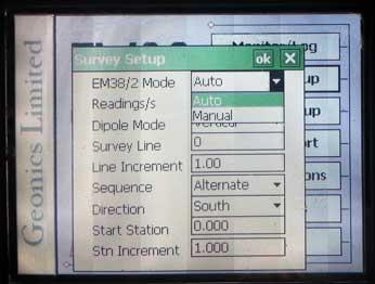 EM38-MK2 Survey