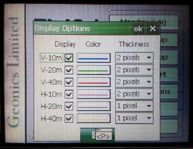 EM34 Display Components
